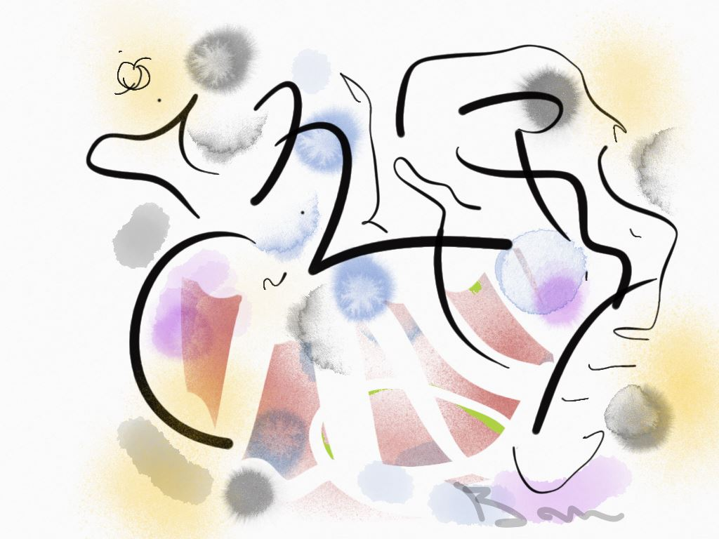 To Miró #1